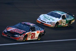 Scott Wimmer (21), Jeff Burton (29)