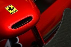 Scuderia Ferrari, F2007, nose detail
