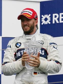 3rd, Nick Heidfeld, BMW Sauber F1 Team, F1.07