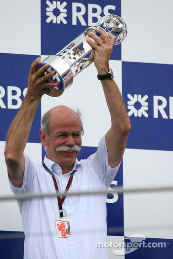 Dr. Dieter Zetsche, Chairman of Daimler