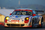 #76 IMSA Performance Matmut Porsche 997 GT3-RSR: Raymond Narac, Richard Lietz, Patrick Long