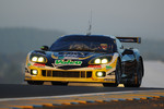 #72 Luc Alphand Aventures Corvette C6.R: Jrme Policand, Patrice Goueslard