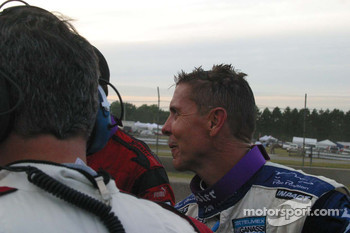Scott Pruett after the race