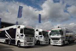Team Gresini transport