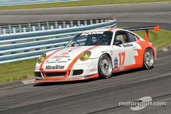 #17 Doncaster Racing Porsche GT3 Cup: Greg Wilkins, Tom Papadopoulos, Robert Julien