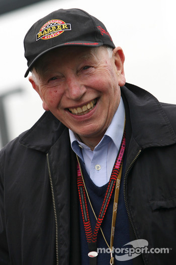John Surtees, former Formula One Champion in 1964