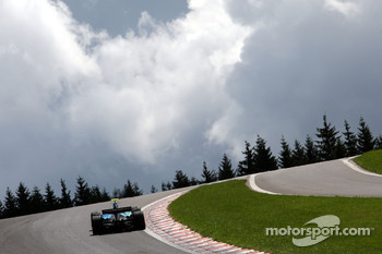Eau Rouge, Christian Klien, Test Driver, Honda Racing F1 Team
