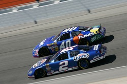 Kurt Busch and David Stremme