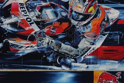 Nicky Hayden larger than life