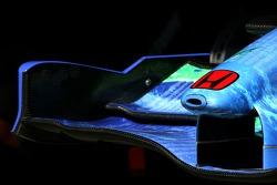 Honda Racing F1 Team, RA107, Front wing