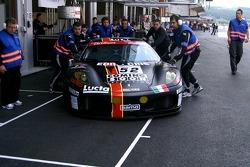 #52 Racing Team Edil Cris Ferrari 430 GT2