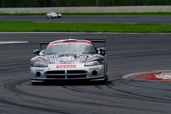 #121 GS - Motorsport Dodge Viper Comp. Coupé: Philippe Broodcooren, Roger Grouwels, Kenneth Heyer, M.J. Thomas