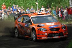 Henning Solberg and Cato Menkerud