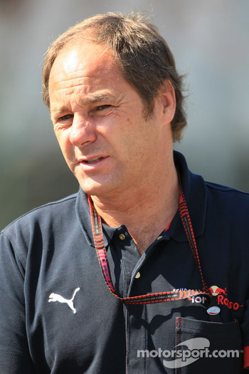 Gerhard Berger, Scuderia Toro Rosso, team co-owner