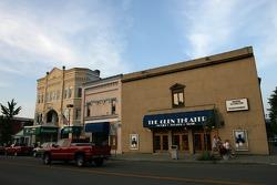 Downtown Watkins Glen street scene