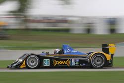 #26 Andretti Green Racing Acura ARX-01a Acura: Bryan Herta, Marino Franchitti