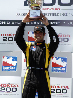 51 Richard Antinucci on the podium as the winner