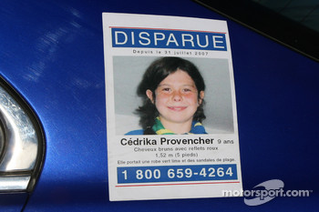 A famous case of missing child in Trois-Rivières