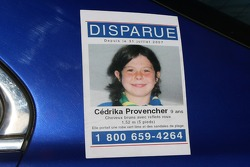 A famous case of missing child in Trois-Rivières