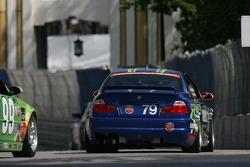 #79 Kinetic Motorsports BMW M3: Shawn Price, Nic Jonsson