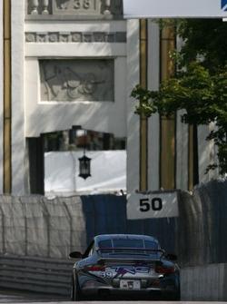 #39 TRG Porsche 997: Duncan Ende, Grant Maiman