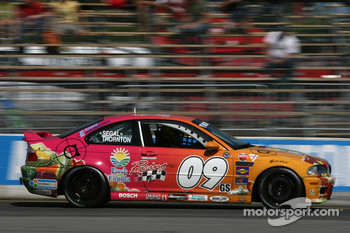 #9 Automatic Racing BMW M3: Jep Thornton, Jeff Segal