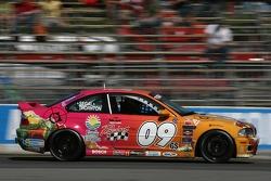 #9 Automatic Racing BMW M3: Jep Thornton, Jeff Segal