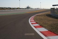 Istanbul Otodrom track walk