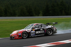#80 Prospeed Competition Porsche 997 GT3 RSR: Rudi Penders, Franz Lamot, Bart Cauwberghs