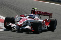 Anthony Davidson, Super Aguri F1 Team, SA07