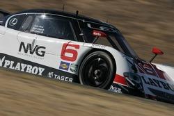 #6 Michael Shank Racing Lexus Riley: JohnPew,IanJames