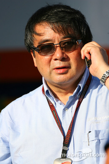 Hirohide Hamashima Bridgestone Technical Director