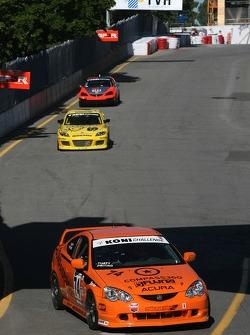 #74 Kensai Racing Acura RSX - S: Matt Pritiko, David Tuaty