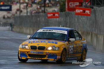 #95 Turner Motorsport BMW 330i: Trevor Hopwood, Adam Burrows