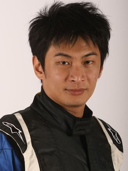 Lin Po- Heng, driver of A1 Team China