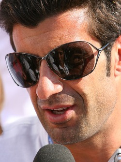 Luis Figo, Inter Milan football player