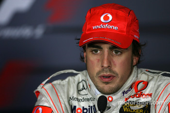 Press conference: race winner Fernando Alonso