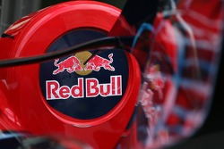 Scuderia Toro Rosso body work detail