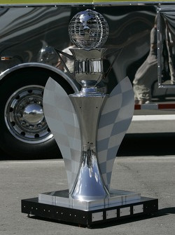 Grand Am Rolex Series championship trophy