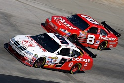 Kasey Kahne and Dale Earnhardt Jr.