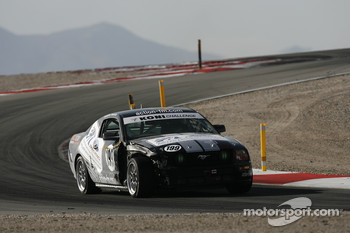#199 Bush Decor and Construction Mustang GT: Keith Rossberg