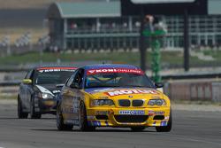 #96 Turner Motorsport BMW M3: Bill Auberlen, Chris Gleason