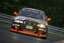 #80 Live-Strip.com Racing BMW M3: Frank Jelinski, Rudi Seher, Karlheinz Grüner