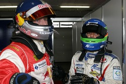 Philipp Peter and Rui Aguas