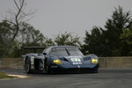 #27 Lista Doran Racing Maserati MC-12-C: Didier Theys, Fredy Lienhard, Andrea Bertolini