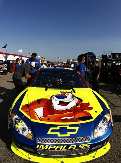 The Kellogg's/CARQUEST Chevy