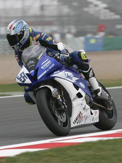 55-Massimo Roccoli-Yamaha YZF R6-Yamaha Lorenzini By Leonie