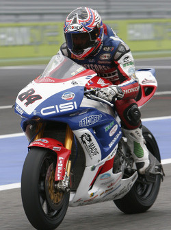 84-Michel Fabrizio-Honda CBR 1000 RR-D.F.X Corse