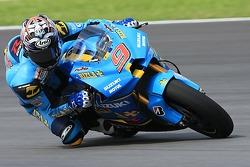 Nobuatsu Aoki, Rizla Suzuki MotoGP