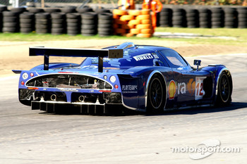 #12 Scuderia Playteam Sarafree Maserati MC 12